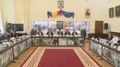 Ședința extraordinară a Consiliului Local Iași din 19 februarie 2018