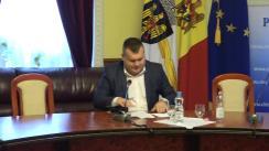 Declarațiile lui Ion Cebanu după Ședința Primăriei din 19 februarie 2018