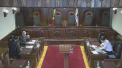 Curtea Constituțională examinează sesizarea nr. 99g din 7.07.2017 privind exepția de neconstituționalitate a unor prevederi din art. 401 alin.(1) din Codul Contravențional