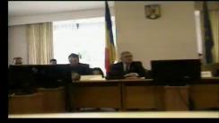 Ședința comisiei pentru administrație publică și amenajarea teritoriului din Camera Deputaților a României din 20 februarie 2018