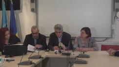 Conferința de presă a Alianței Sindicatelor din Tehnologia Informațiilor și Comunicații