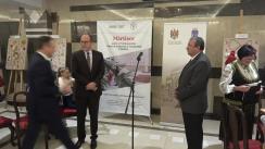 """Atelier de confecționare a mărțișoarelor cu genericul """"Mărțișoare pentru fiecare"""" organizat de Parlamentul Republicii Moldova"""