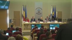 Ședința Consiliului General al Municipiului București din 22 februarie 2018