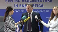 Declarația lui Tudor Copaci după ședința ANRE din 22 februarie 2018