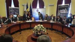 Ședința săptămânală a serviciilor primăriei Chișinău din 26 februarie 2018