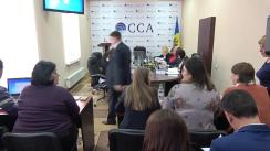 Ședința Consiliului Coordonator al Audiovizualului din 26 februarie 2018