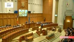 Ședința în plen a Camerei Deputaților României din 26 februarie 2018