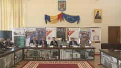"""Conferința de presă """"Iași, orașul studenției tale"""""""
