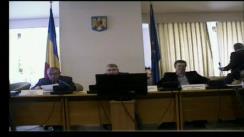 Ședința comisiei pentru administrație publică și amenajarea teritoriului din Camera Deputaților a României din 27 februarie 2018