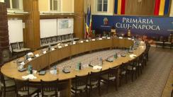 Ședința Consiliului Local Cluj-Napoca 28 februarie 2018
