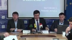 """Lansarea raportului """"Evaluarea și monitorizarea inițiativelor Guvernului Republicii Moldova în anul 2017 pentru a îmbunătăți climatul de afaceri"""""""