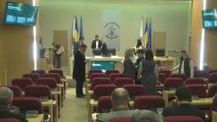 Ședința Consiliului General al Municipiului București din 1 martie 2018