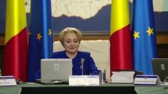 Ședința Guvernului României din 1 martie 2018