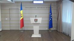 Declarațiile lui Vladimir Voronin în timpul ședinței Parlamentului Republicii Moldova din 1 martie 2018