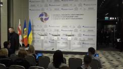 Declarație comună de presă susținută de Președintele Parlamentului Republicii Moldova, Andrian Candu, Președintele Parlamentului Georgiei, Irakli Kobakhidze, și Președintele Radei Supreme a Ucrainei, Andriy Parubiy