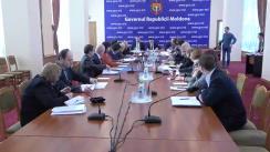 Ședința comisiei naționale pentru consultări și negocieri colective din 3 martie 2017