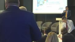 """Conferința organizată de Biroul Asiguratorilor Auto din România și Institutul de Studii Financiare cu tema """"Siguranța rutieră – un deziderat realizabil"""""""