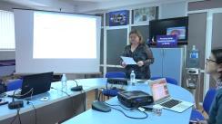 """Ședința Clubului Jurnaliștilor de Investigație la tema """"Libertatea exprimării online și offline. Standarde europene și practica Moldovei"""""""