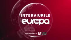 Ministrul Sănătății, Sorina Pintea, la Interviurile Europa FM
