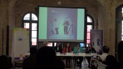 """Dezbaterea """"Promovarea egalității de gen în domeniile media și IT&C"""""""