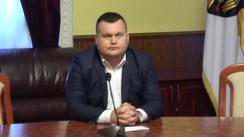 Declarațiile lui Ion Cebanu după Ședința Primăriei din 12 martie 2018