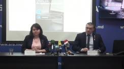 """Conferință de presă organizată de Serviciul Fiscal de Stat cu tema """"Prezentarea Declarației cu privire la impozitul pe venit pentru anul 2017"""""""