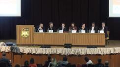 """Conferința cursdeguvernare.ro cu tema """"Protecția datelor cu caracter personal: normele europene, pe ultima sută de metri până la activarea automată"""""""