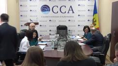Ședința Consiliului Coordonator al Audiovizualului din 14 martie 2018