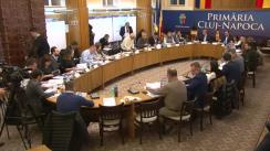 Ședința Consiliului Local Cluj-Napoca 12 martie 2018