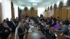 "Masa rotundă ""Centenarul Unirii Basarabiei cu România: premise, context, impact"""