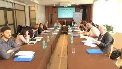 Prezentarea rezultatelor celui de-al patrulea raport de monitorizare privind realizarea angajamentelor în domeniul mass-media, asumate de autoritățile Republicii Moldova în Planul de acțiuni pentru implementarea Acordului de Asociere (AA) RM-UE