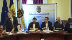 Ședința săptămânală a serviciilor primăriei Chișinău din 19 martie 2018