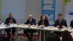 """Dezbaterea """"Drepturile în economia digitală: o provocare pentru consumatori"""""""