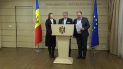 Declarațiile lui Mihai Ghimpu în timpul ședinței Parlamentului Republicii Moldova din 16 martie 2018