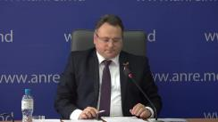 Declarația lui Tudor Copaci după ședința ANRE din 16 martie 2018