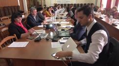 """Elaborarea Strategiei Naționale de Dezvoltare """"Moldova 2030"""": Grupul de lucru în domeniul protecției sociale"""