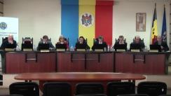 Ședința Comisiei Electorale Centrale din 20 martie 2018