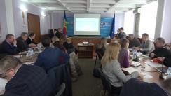 """Elaborarea Strategiei Naționale de Dezvoltare """"Moldova 2030"""": Grupul de lucru în domeniul ordinii publice"""