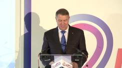 Alocuțiunea Președintelui României, Klaus Iohannis, la aniversarea a 25 de ani a Camerei de Comerț Americane din România (AmCham România)