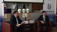 """Conferința organizată de Ministerul Finanțelor al Republicii Moldova în colaborare cu Delegația Uniunii Europene cu tema """"Finanțele Publice pe înțelesul tău"""""""