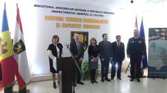 Centrul tehnico-criminalistic si expertize judiciare al IGP primește certificatul de acreditare ce permite recunoașterea la nivel internațional al rezultatelor examinărilor criminalistice efectuate în laboratoarele Poliției din Moldova