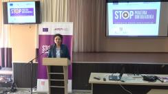 """Lansarea Campaniei de sensibilizare a elevilor din instituțiile preuniversitare din țară """"Stop Pirateria și Contrafacerea"""""""