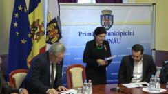 Ședința săptămânală a serviciilor primăriei Chișinău din 26 martie 2018