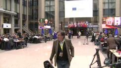 Declarațiile Președintelui României, Klaus Iohannis, după reuniunea Consiliului European