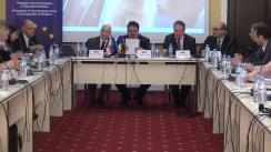 """Evenimentul de lansare al Proiectelor de Demonstrare finanțate în cadrul """"Covenant of Mayors - Demonstration Projects programme"""" în Republica Moldova"""