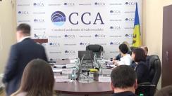 Ședința Consiliului Coordonator al Audiovizualului din 26 martie 2018