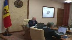 Ședința Guvernului Republicii Moldova din 28 martie 2018