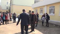 """Inaugurarea sălii sportive a liceului """"Mircea Eliade"""""""