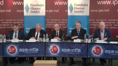 """Dezbateri publice cu tema """"Armata profesionistă: motive, beneficii, riscuri"""""""