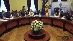 Ședința săptămânală a serviciilor primăriei Chișinău din 2 aprilie 2018